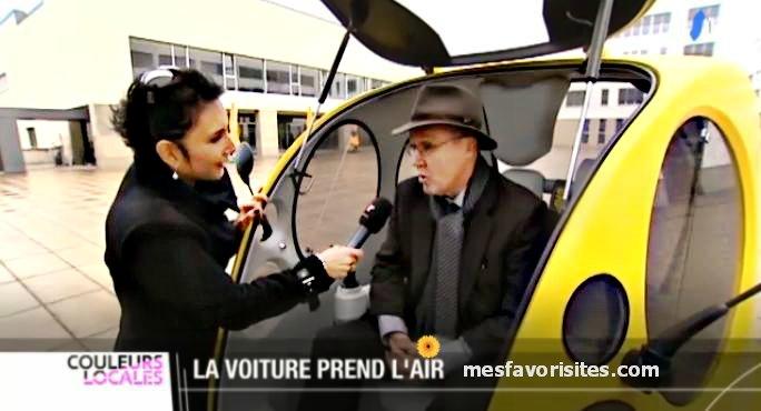 la _voiture_ à_ aire comprimé-