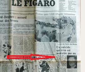 LE FIGARO-affaire Patrice Des Montis