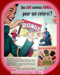 les années 60 _Bonux _mesfavorisites.com
