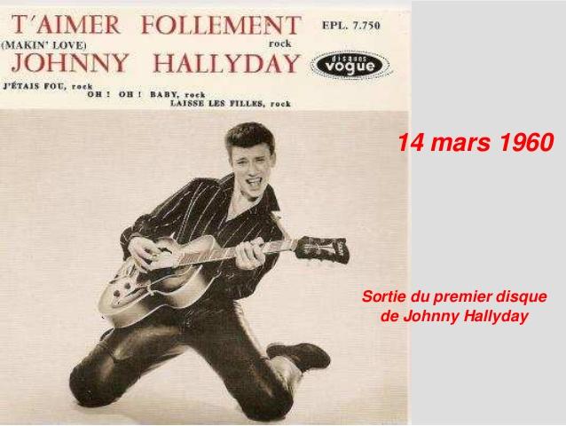 les-annes-60-Hallyday-premier_disque-45_tours