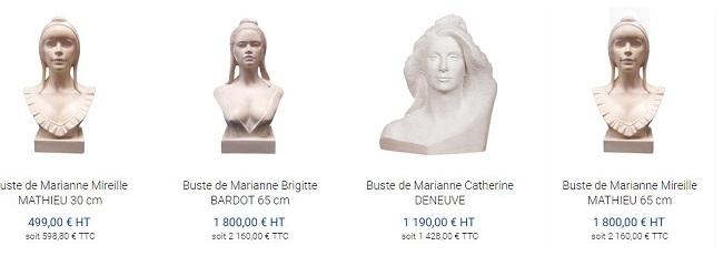les-bustes-de-personalités-Bardot-Deneuve_m.Mathieu