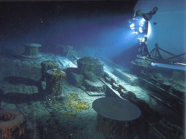 LE -TITANIC--cent- ans- après -son -naufrage