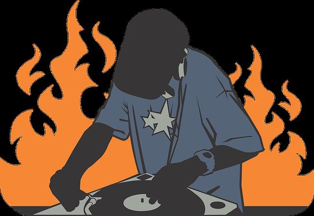 l`homme, audio, mélodie, personne, casque d`écoute-MP3