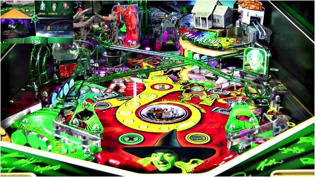 Magicien- d`Oz Basics- Pinball - PreRelease
