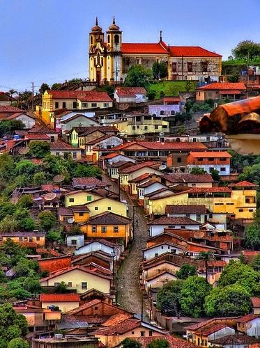 Maisons -de-village-impressionnantes -au- Brésil.