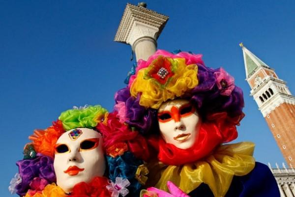 les fêtes du carnaval