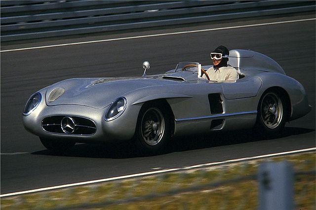 Mercedes-Benz 300 SLR 824 heures_du _mans_1955