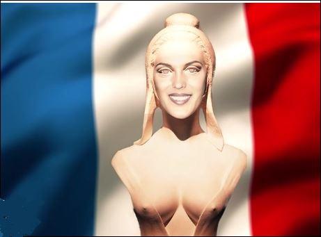 Miss- Univers- le nouveau -buste -de -Marianne