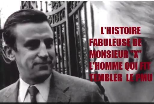 MONSIEUR-X-Patrice des Moutis