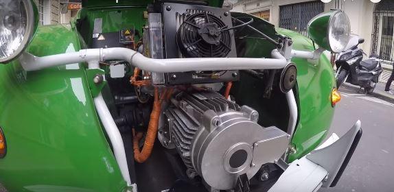 moteur-électrique-2cv-Citroën