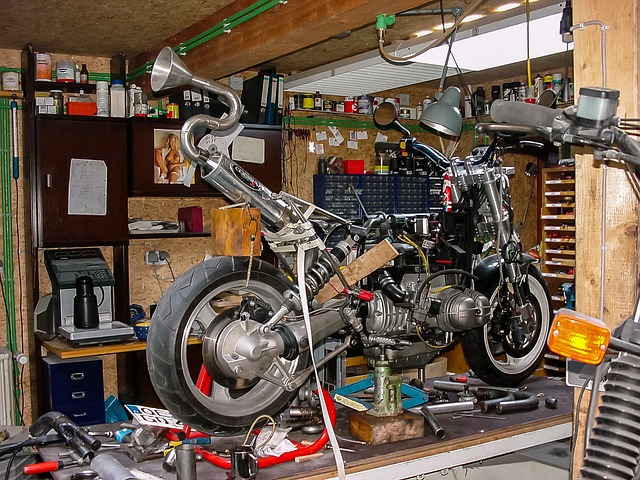 Moto Technologie Atelier Moto Cycle Bmw-stampuck