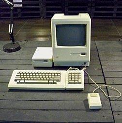 musee l`informatique-Macintosh
