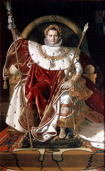 Napoleon_on_his_Imperial_throne_umesfavorisites.com