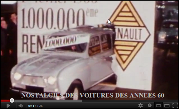 La 1 000 000 eme Renault 4 L _https://www.mesfavorisites.com/