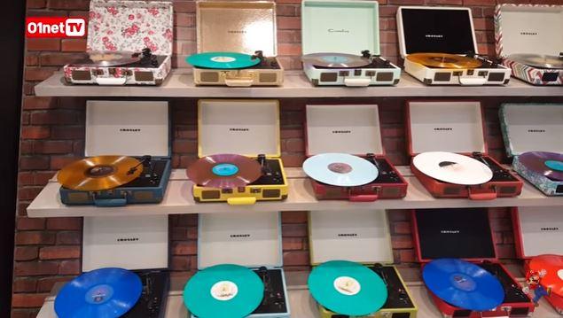 nouvelles -Platines-vinyles-vintage
