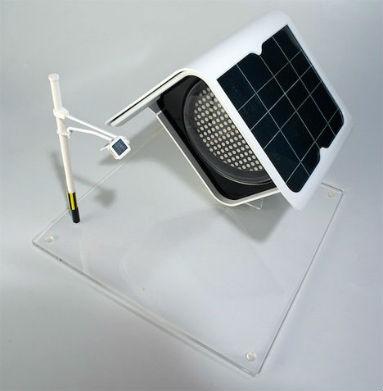 le futur des feux de sigalisation panneaux solaire