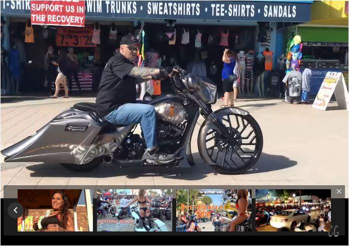 la passion de belles motos