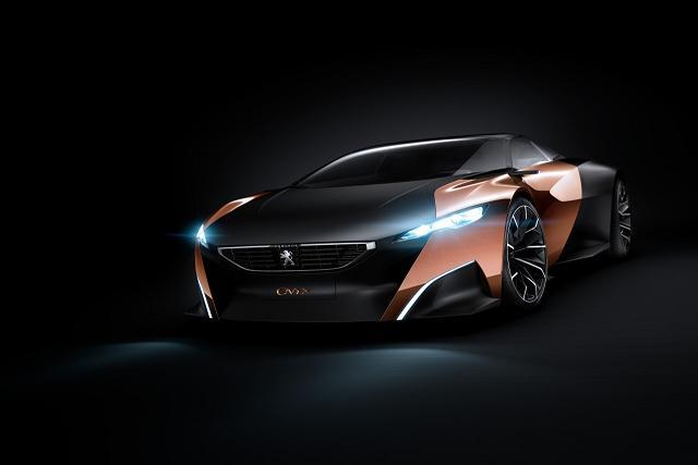 Peugeot-Onyx-voiture _ Mondial _de _l`auto