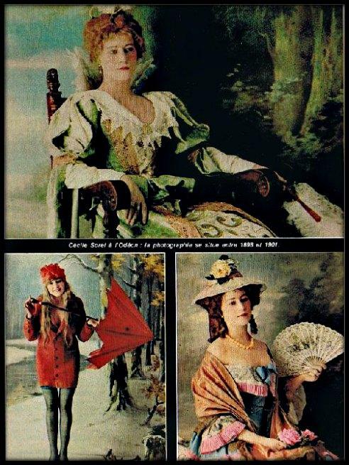 PHOTOGRAPHIE COULEURS de Louis Amédée Mant.