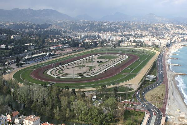 Photo Pierre behar - Hippodrome de la Cote d`Azur