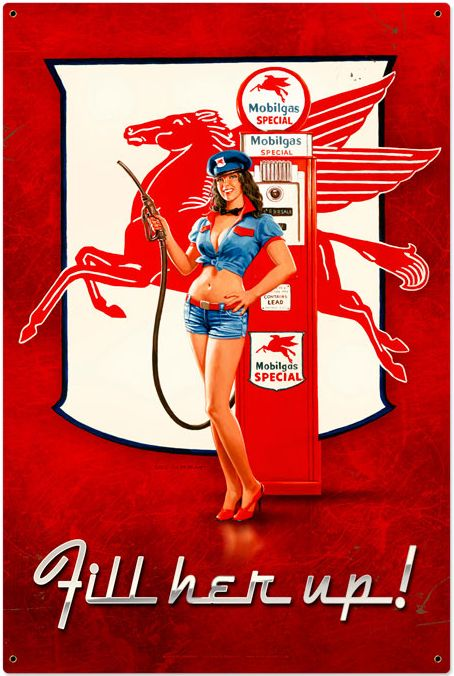 plaque _ R�tro _ th�me_ USA et Pin Ups (3)