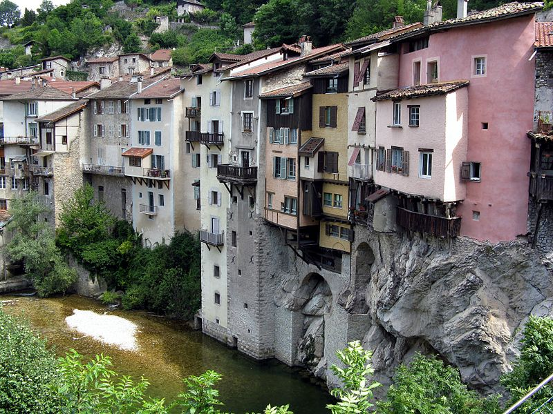 Pont_en_Royans_-_Village