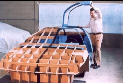Prototype-DeLorean