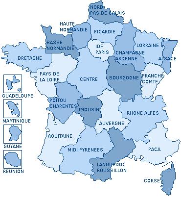 Radars automatiques en France : cartes des radars