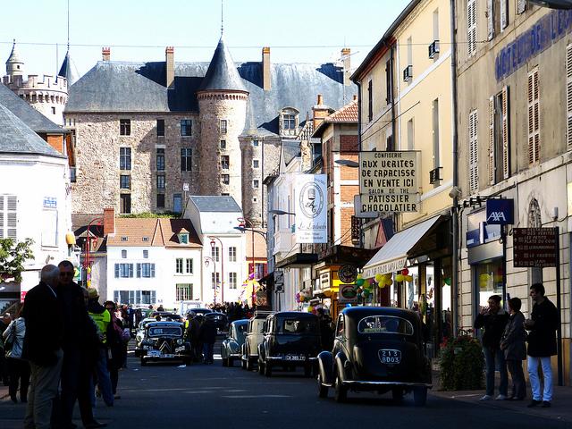 Reconstitution-des-Bouchons-sur-la-Nationale 7