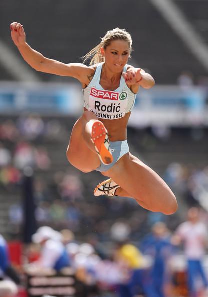 Snezana+Rodic++European+Athletics+Championships+tatouage sportif