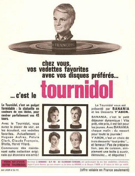 Statuette- Tournidole- Gadjet_Banania_idole-pour_centrer_45 t_Vinyles