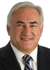 Dominique Strauss-Kahn (surnommé DSK ),
