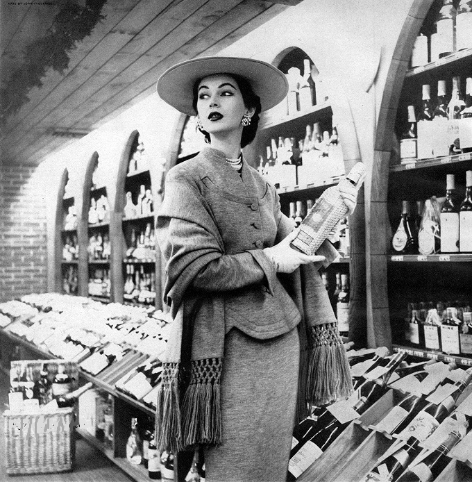 centre-commercial-supermarché-année- 50