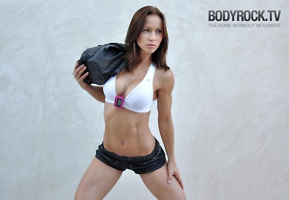 le fitness de Zuzana