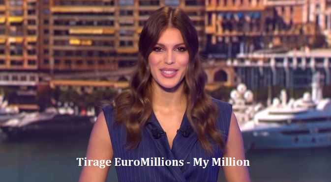 Tirage EuroMillions - My Million
