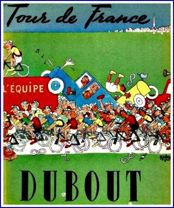 tour- de- France- gravure- Albert Dubout