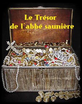 trésor de l`abbé saunière
