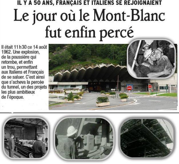 tunnel du mont blanc 50 ans d 233 j 224