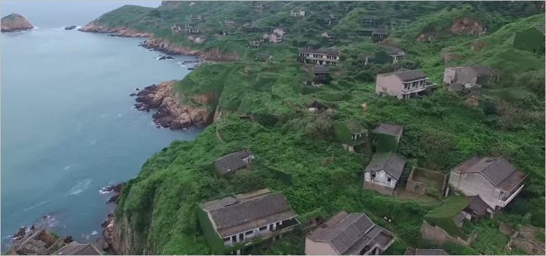 village -Zhoushan-Chine