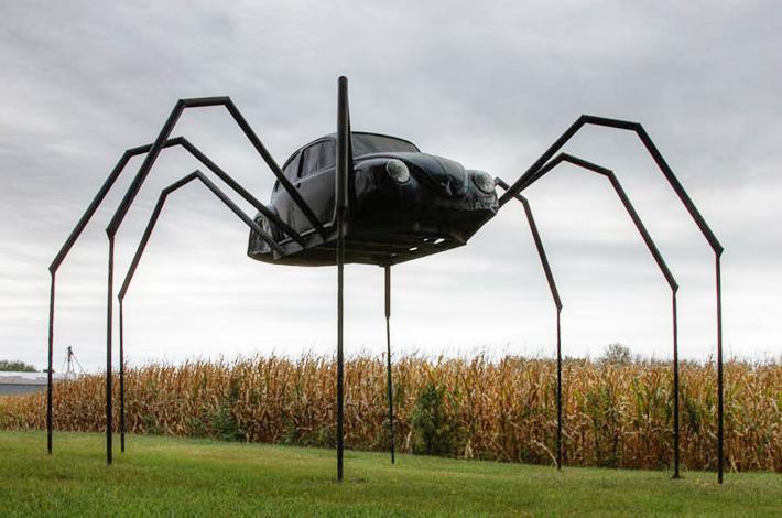voitrure _ araignée