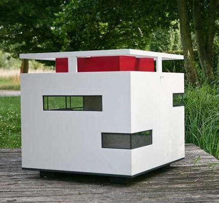 niche design cubix un royaume pour votre chien. Black Bedroom Furniture Sets. Home Design Ideas