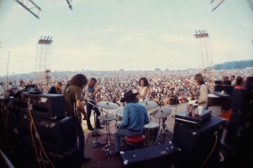 Jimi Hendrix - Live -At Woodstock- 1969