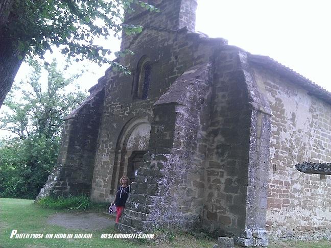 Chapelle Saint Jean le Fromental
