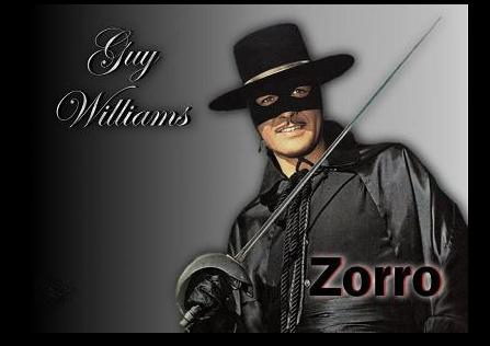 zorro guy williams_mesfavorisites.com